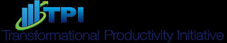 Transformational Productivity Initiative